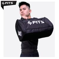 FITS Original Tas Gym Fitnes Olahraga Sport Travel - Slempang /HandBag