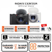SONY ZV-1 Digital Compact Camera / Sony ZV1 Vlogging Kamera 4K Video