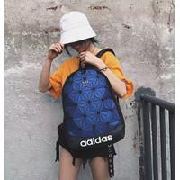 FUNATIC❤️ BACKPACK XENO ISSEY MIYAKE UNISEX 3D FA882 - Biru