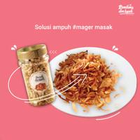 Bawang Goreng Merah Asli Tanpa Pengawet Brand Den Lapeh Food Premium