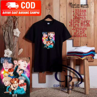 Kaos Baju Anak/BTS ARMY/Kaos laki-laki/Kaos anak Perempuan/bisa COD la
