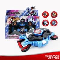 Mainan Anak Super Hero Ultraman R/B The Desire of Warcraft