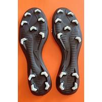 Outsole Nike Mercurial Black White Sol Sole Alas Sepatu Bola Sepakbola