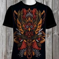 koas Dewasa Barong Bali V1 baju Dewasa Barong Bali V1 (S-XXXL) - XXXL