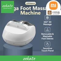 Leravan 3D Foot Massager Lega Kneading Massage Machine Alat Pijat Kaki
