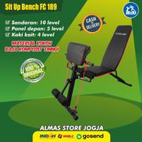 Kursi Bangku Fitness Bangku Bench Press, Sit up Bench, Dummbel Bench