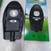 PJU cobra all in one solar cell 50w lampu jalan solar panel ada remote
