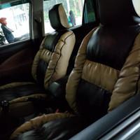 sarung jok mobil innova reborn V & G motif sofa