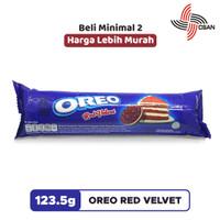 Oreo Red Velvet 123.5Gr