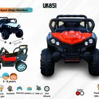 Mainan Mobil Aki Anak Jeep UK 851 Unikid BAN FULL KARET