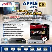 STB MATRIX APPLE DVBT2 APPLE HD | RCEIVER DVBT-2 APPLE