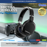 SteelSeries Arctis 1 For Playstation Wireless Gaming Headset