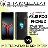 ASUS ROG PHONE 2 12GB/512GB GARANSI RESMI TAM INDONESIA