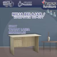 MEJA VIP OD 091 TERBAIK LIGHT SONOMA