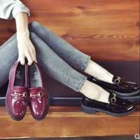 Sepatu Low Boots Docmart Wanita[BISA COD]/sepatu wanita hitam terlaris