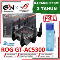 ASUS Wireless ROG Rapture GT-AC5300 WiFi Router Gaming Tri-Band AiMesh