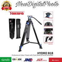 Tripod Takara Hydro B18 Professional Video Tripod