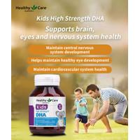 Healthy Care Kids DHA - Menjaga kesehatan otak dan mata bayi+anak2