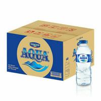Aqua Botol 330ml 1 dus