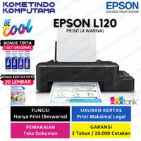 Printer Epson L120 / ink Tank / Print only