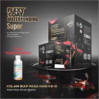 Flexy Coat Flexycoat Waterponding 2.5 Kg Cat Pelapis Kolam Ikan Koi