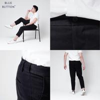 BlueButton Smart Chino Ankle Pants Kekinian REGULER FIT Stretch Magic
