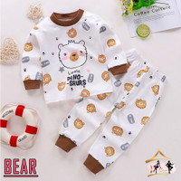 RG Baju Tidur Anak Laki Usia 5 - 7 Tahun ( Size XXL ) - Sweater - Bear