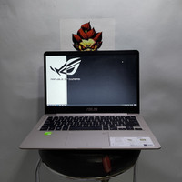 Asus VivoBook S14 A411 Nvidia 2GB MX130 4/128 SSD Mulus Full Set