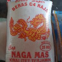 beras cap naga mas 1kg