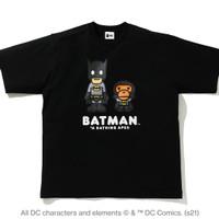 Bape Baby Milo x DC Batman FW21 New Collection Tee
