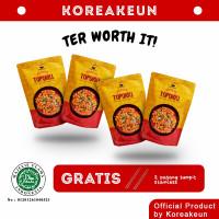 PROMO BUNDLING KOREAKEUN | TTEOKBOKKI TOPOKKI HALAL