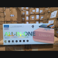 Soundcore Anker Wakey Bluetooth Speaker/Wireless Fast Charging/Radio - Pink