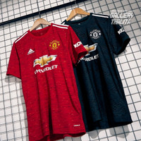 Jersey Baju Bola Grade Ori MU Manchester United 2020/21