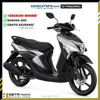 DETA-Yamaha GEAR 125 (OTR JADETABEK) 2021 Sepeda Motor