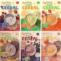 Yummy Bites Cereal Makanan Bubur Bayi Anak