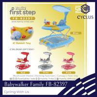 GRAB - Family Babywalker Baby Walker First Step FB 82397