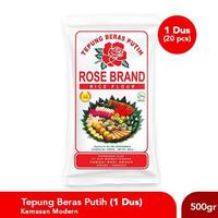 Sale Paket Hemat Tepung Beras Rose Brand 500 Gram (1 Dus)
