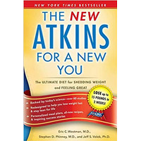 Buku New Atkins for a New You: The Ultimate Diet for Shedding Weight