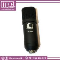 DOLPHIN SOUND DS-100 DS100 - Microphone Condenser - MDC MUSIK SURABAYA