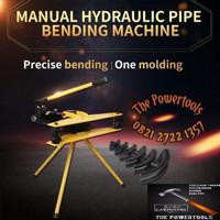 Alat Tekuk Pipa Manual Hydraulic Pipe Bending Machine 1/2 - 2 inch