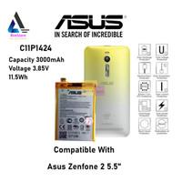 Battery ASUS ZENFONE 2 5,5 in/C11P1424/ZE550/ZE551/ Z00AD/ ZE500AD