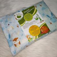 Bantal Bayi Anti Peyang Baby Bean Dari Kulit Kacang Hijau
