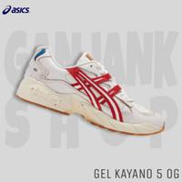 ASICS Gel Kayano 5 OG Cream Sepatu Sport Pria 100% Original Resmi BNIB