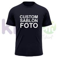 CUSTOM SABLON FOTO - SABLON DIGITAL PRINTING DTF (SIZE S-L)