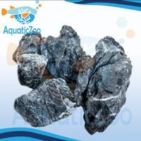 Batu Black Seiryu Stone Seriyu Siriyu High Grade Aquascape Import