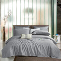 Sleep Buddy Set Sprei dan Bed Cover Cube Cool Jacquard Cotton - Single Size