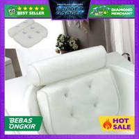 LemonBest Bantal Sandaran Bathtub SPA Pillow Cushion Comfort
