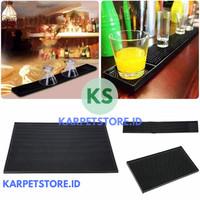 Karpet Karet ( Bar Mat) / Tatakan Gelas / Tea Set