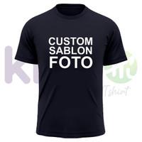 CUSTOM SABLON FOTO - SABLON DIGITAL PRINTING DTF (SIZE XXL)