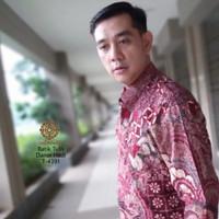 Baju Pria Batik Tulis Danar Hadi